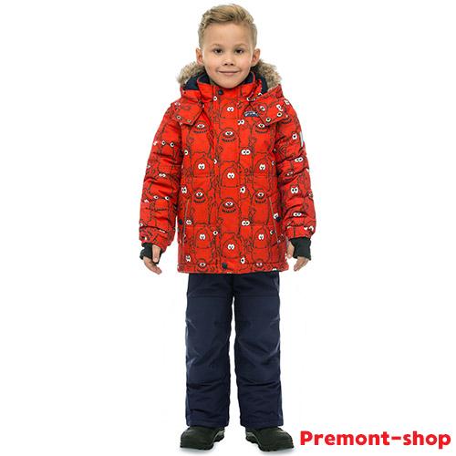 Комплект Premont Джаспер Ред для мальчиков WP82209