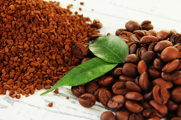 сравнение зернового и растворимого кофе