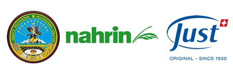 Лого Адыгея Юст Just Нарин Nahrin