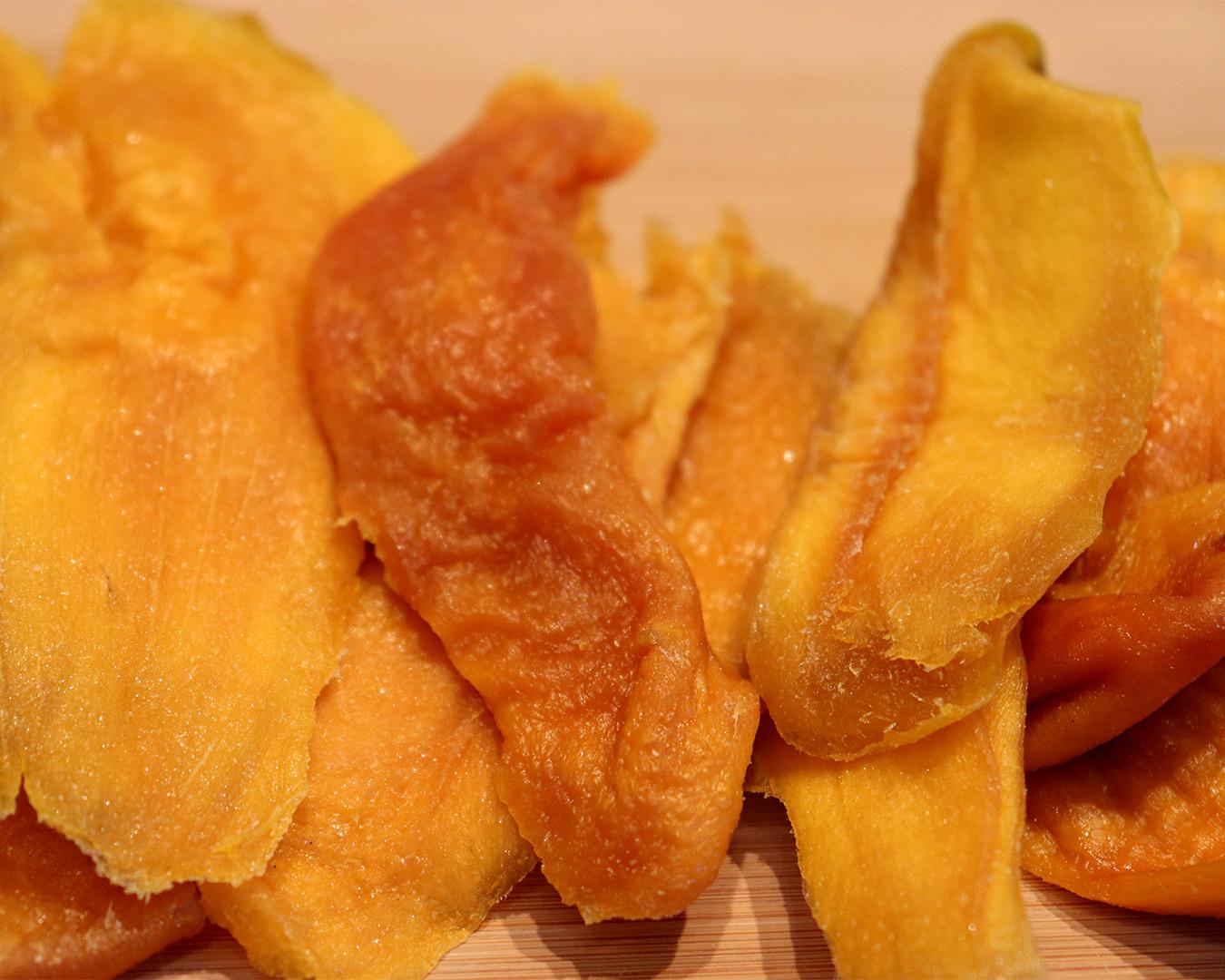 сушёное манго Вьетнам без сахара