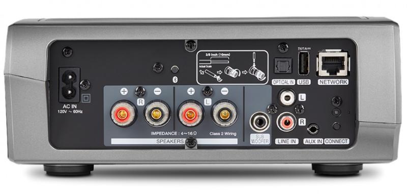 Сетевой плеер-усилитель Denon HEOS Amp HS2