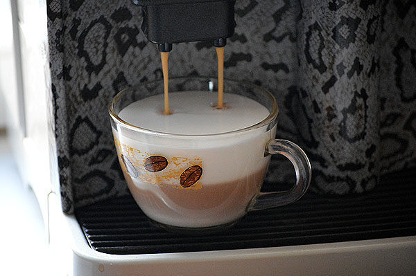 фото кофемашины Caffitaly System