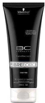 купить Schwarzkopf BONACURE Fibre Force shampoo