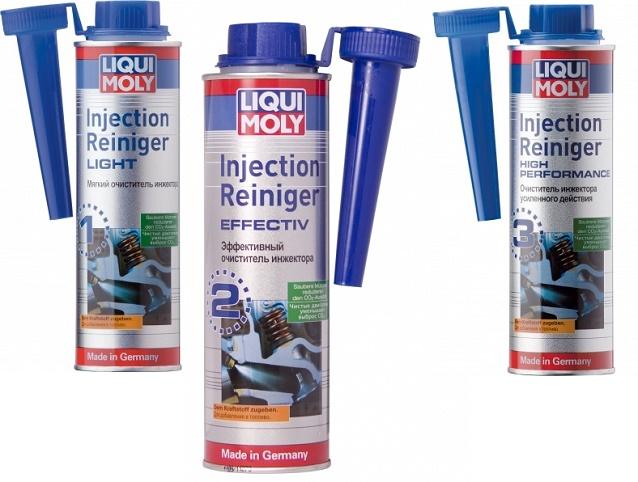 Очистители топливной системы Liqui Moly для автомобиля