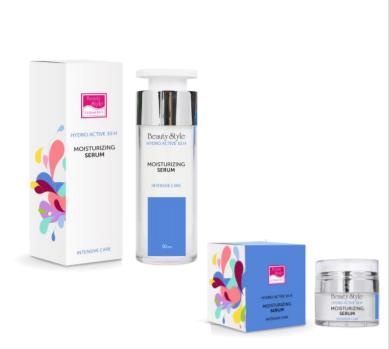Купить Интенсивно увлажняющая сыворотка Hyaluron - hydro active для всех типов кожиСыворотка Гиалуроновая кислота 2% Beauty Style купить