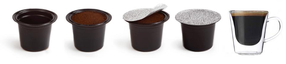 фото состава кофе в капсулах