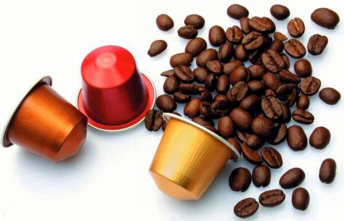 состав капсульного кофе