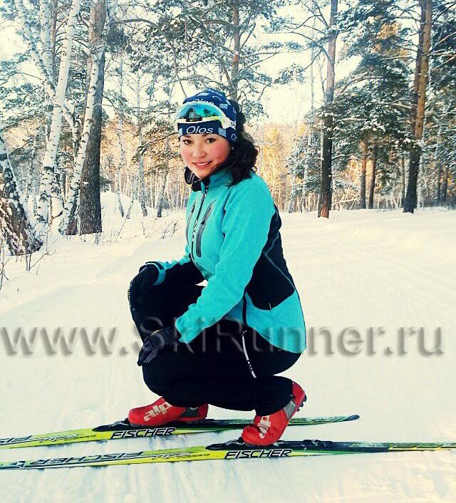 Лыжный костюм One Way - Cata turquoise женский - SKIRUNNER.RU