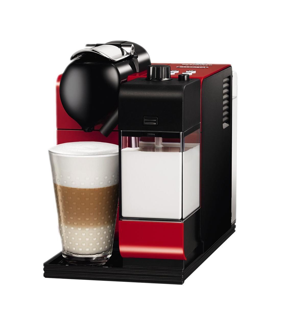 фото капсульной кофемашины латиссима