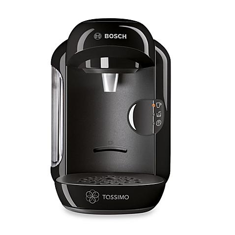 фото капсульной кофемашины тассимо