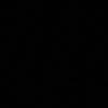 091 Матовый черный, Матовый черный