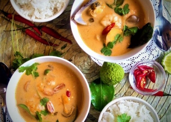 Рецепт супа том ям пошаговый