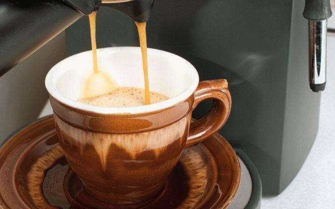 фото кофемашины капсульного типа