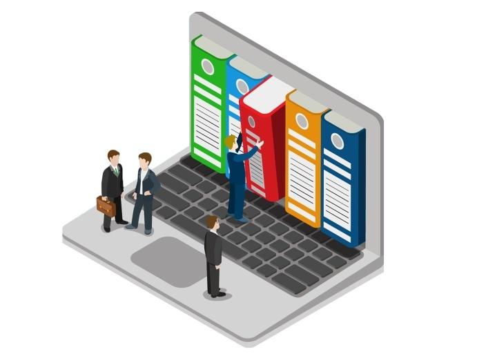 Программы для автоматизации позволяют хранить всю бизнес-информацию в безопасном месте