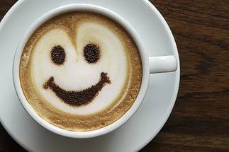 фото кофе из капсульной кофемашины