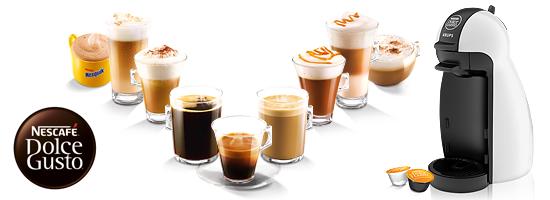 кофе из капсульной кофемашины