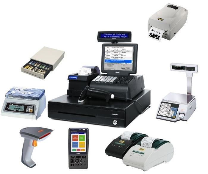 Оборудование для автоматизации бизнеса и торговли