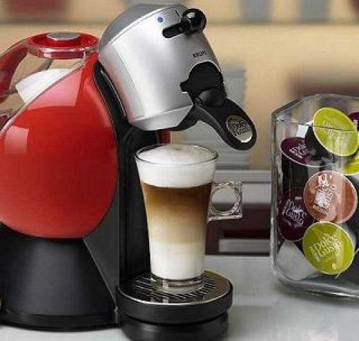 капсульная кофемашина с готовым кофе