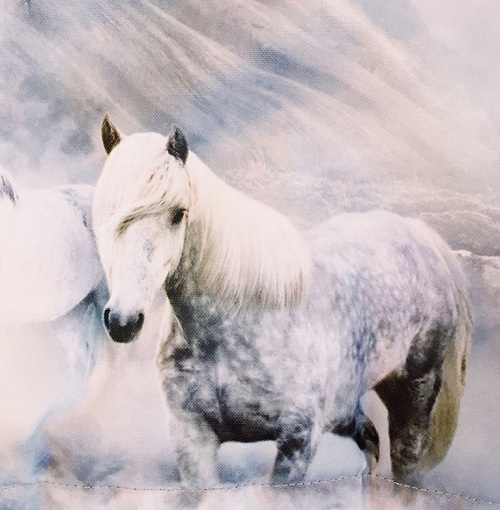 Мембранная куртка Molo Hopla для девочки Pony со скидкой в интернет-магазине Мама Любит!