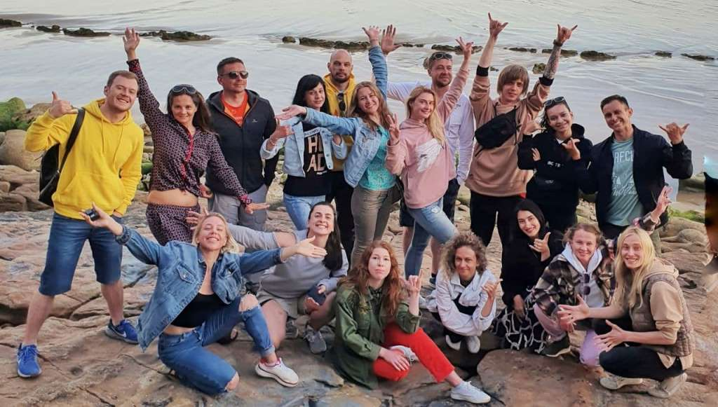 Серф лагерь в Марокко