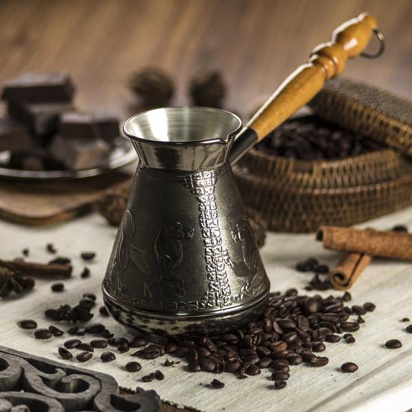 фото готового кофе
