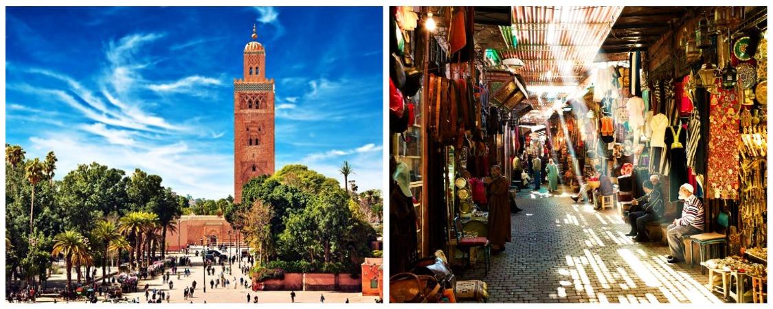 Туры в марокко 2021 маракеш