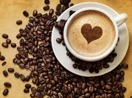 фото кофе из кофемашины