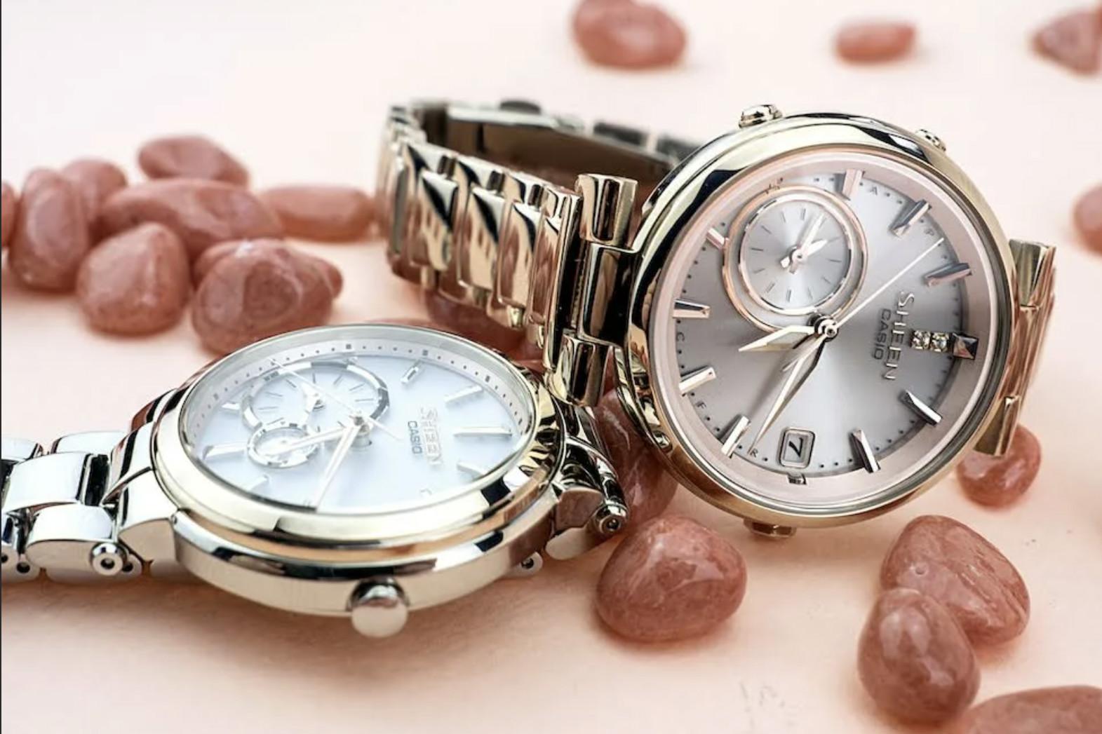 Наручные часы Касио Шин фото
