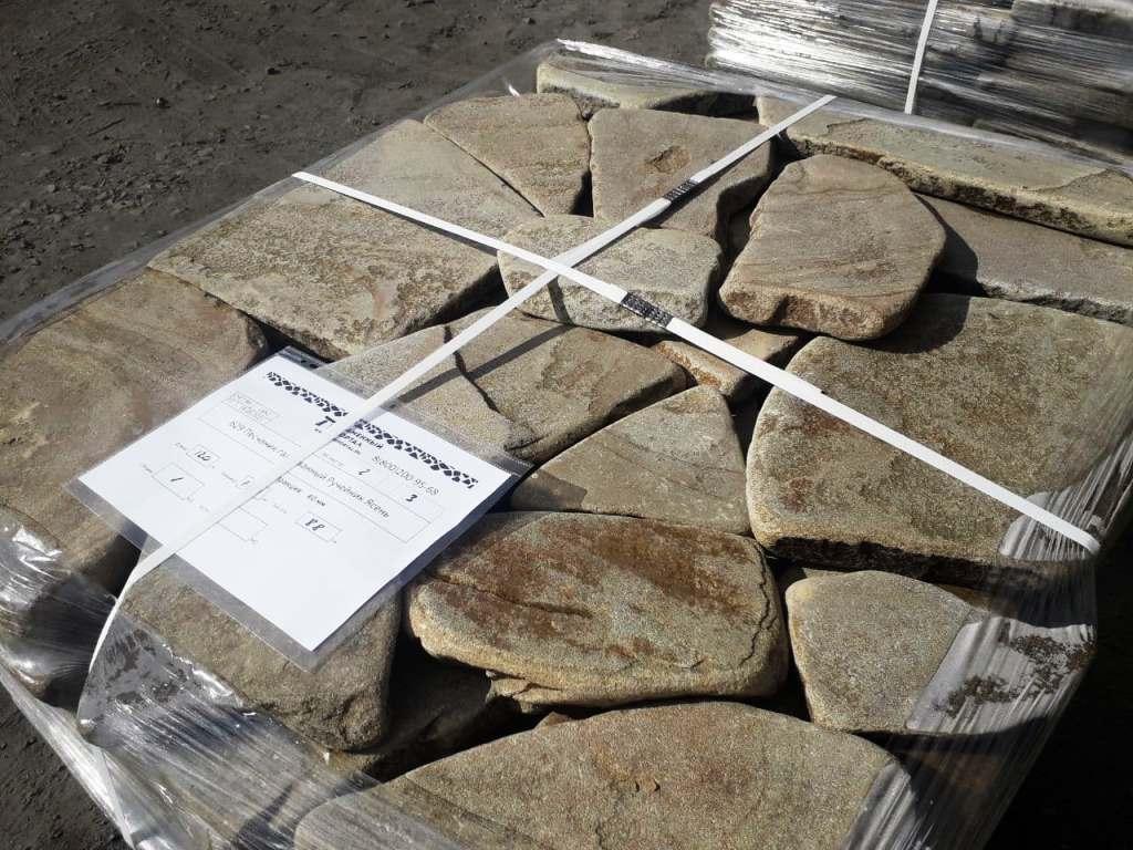 Доставка камня в Москву