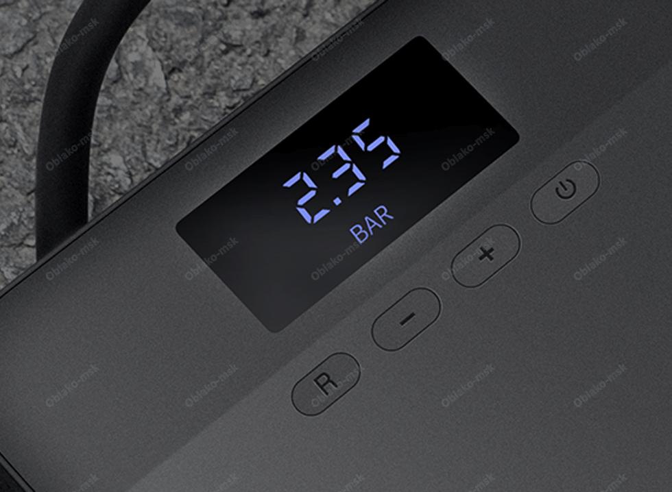Автомобильный компрессор 70mai Air Compressor Lite RU EAC