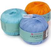 Пряжа Ажурная (Пехорский текстиль) - интернет-магазин klubokshop.ru, низкие цены, доставка