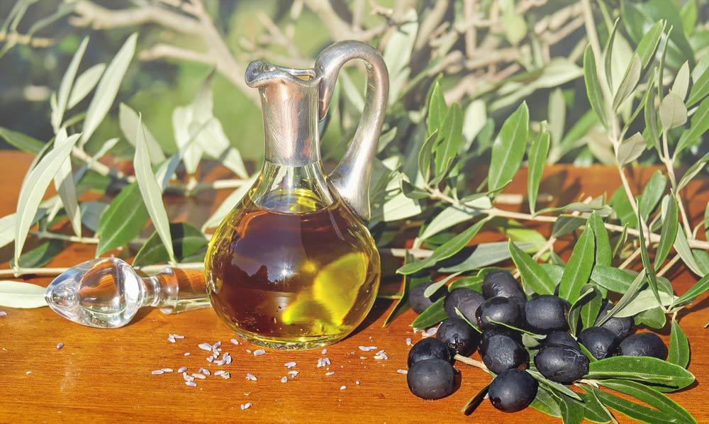 Греческое оливковое масло Extra Virgin