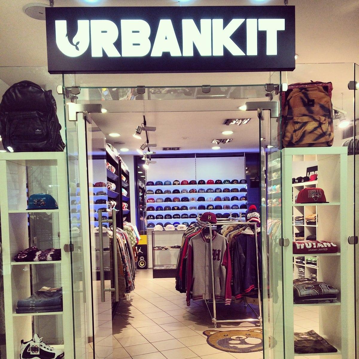 Магазин Urbankit снаружи фото