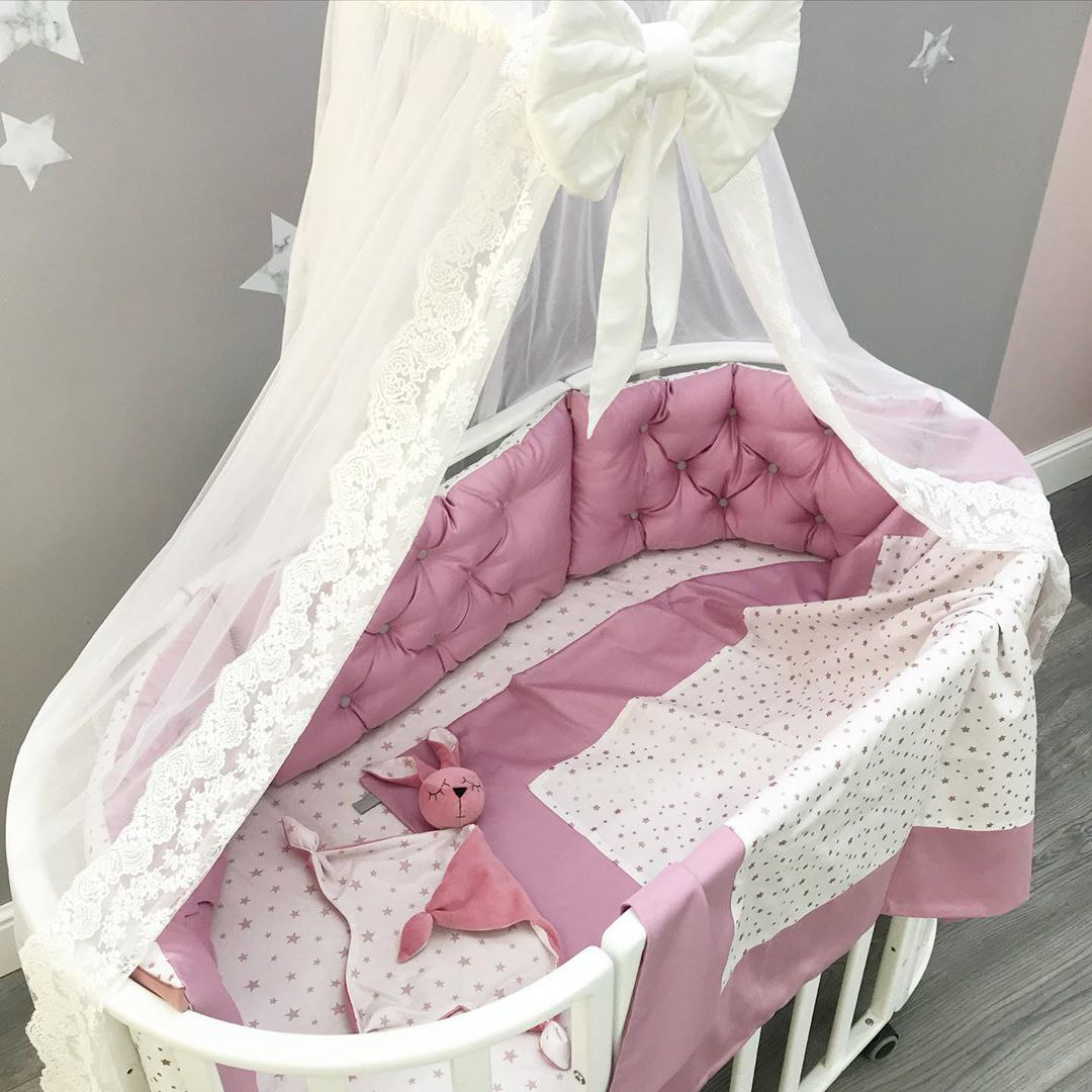 Ткани для пошива детского постельного белья