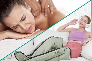 Ручной массаж или прессотерапия?