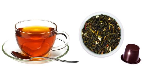 фото чая в капсулах для кофемашины