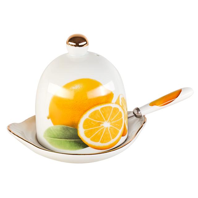 Керамические лимонницы