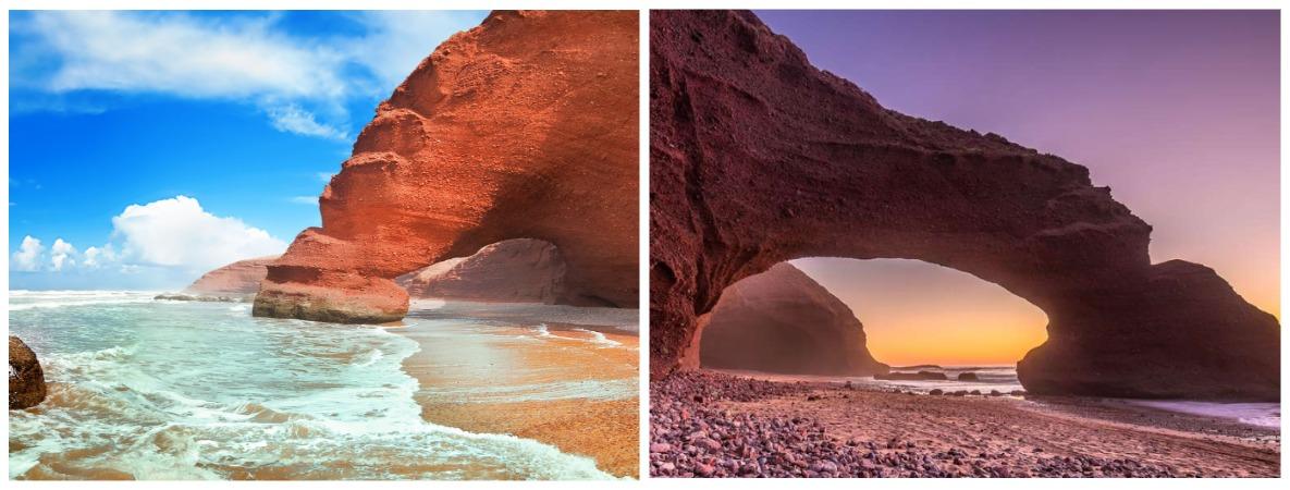 Серфинг и путешествия в Марокко 2021
