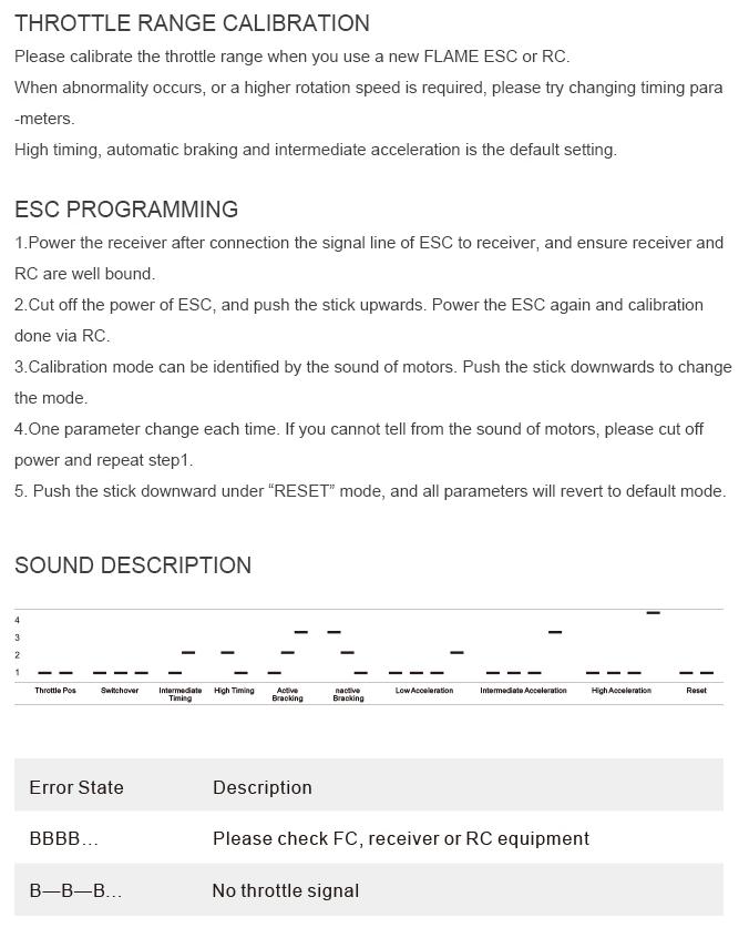 Инструкция по настройке регуля тмотор flame 25