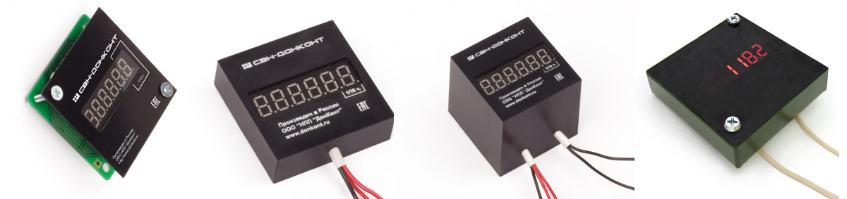 Digital operation time counters