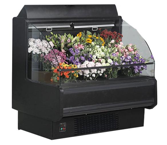 холодильные горки для цветов