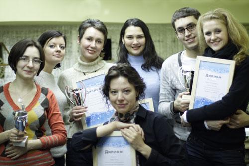 Мыловары и группа поддержки Юля