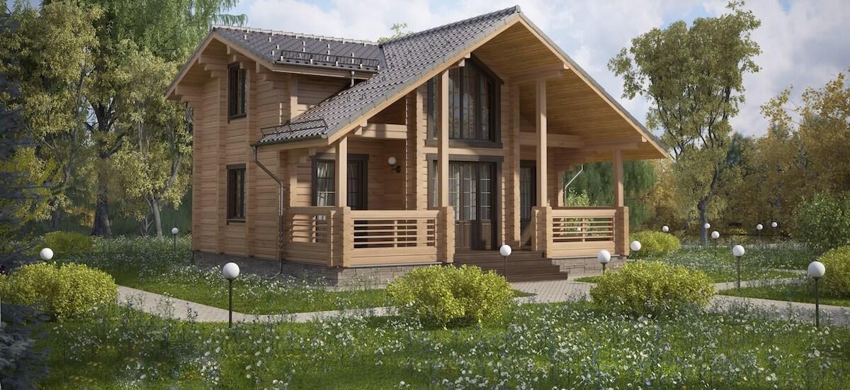 Проекты домов «Вилла»
