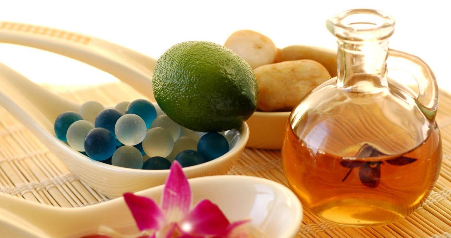Целебные ароматы эфирных масел