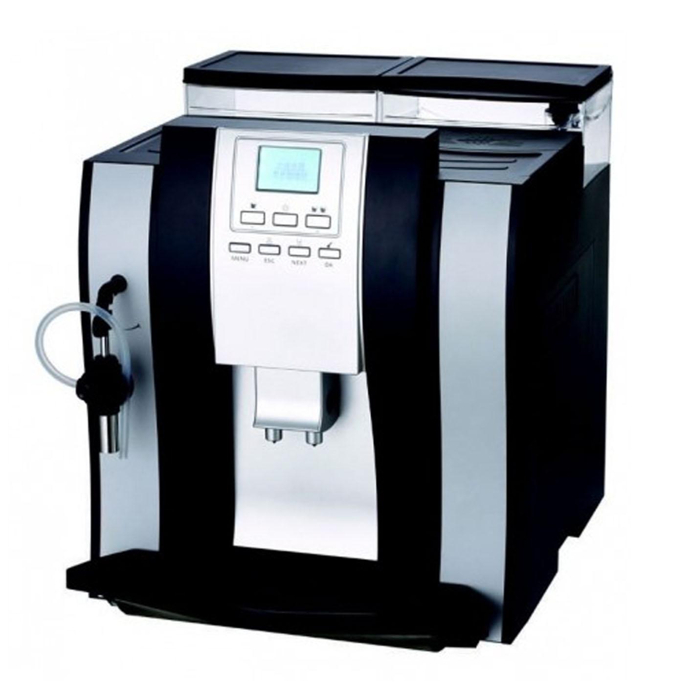 фото зерновой кофемашины
