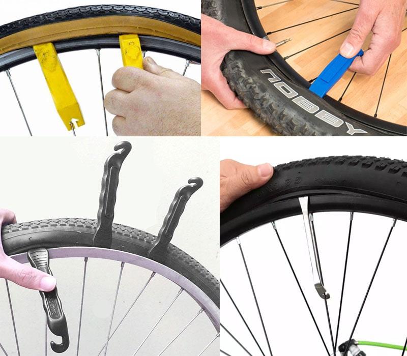 Инструменты для замены покрышки
