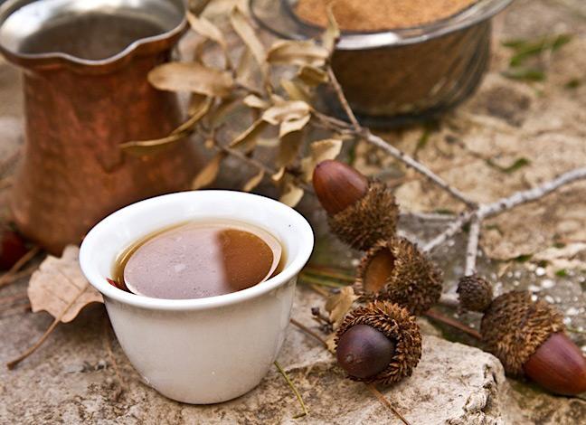 фото кофе из желудей
