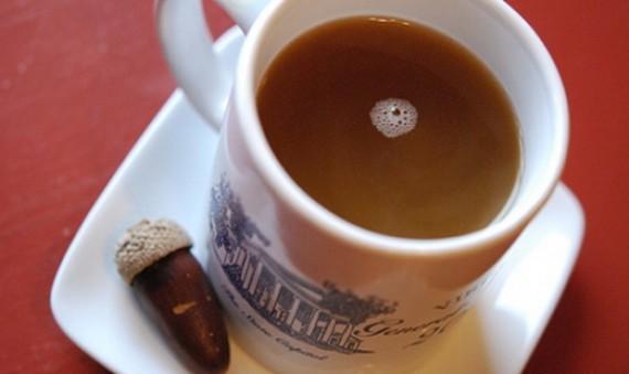 фото кофе из желудей в домашних условиях