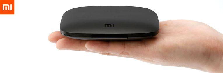TV приставки Xiaomi
