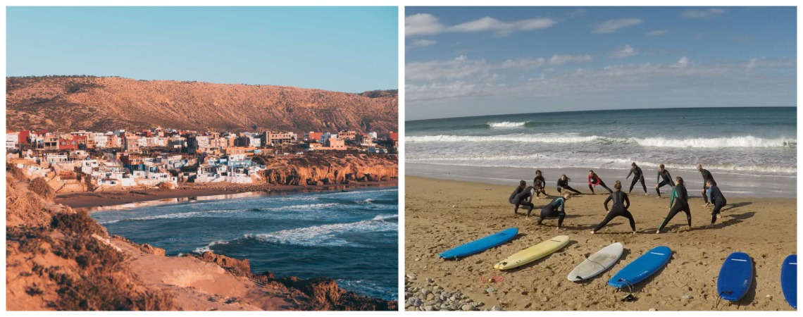Серфинг в Марокко туры